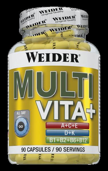 Weider Multi Vita + Special B-Complex