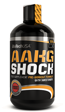 BioTech USA AAKG Shock