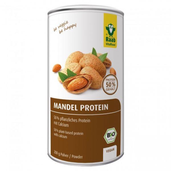 Raab Vitalfood Mandel Protein Bio