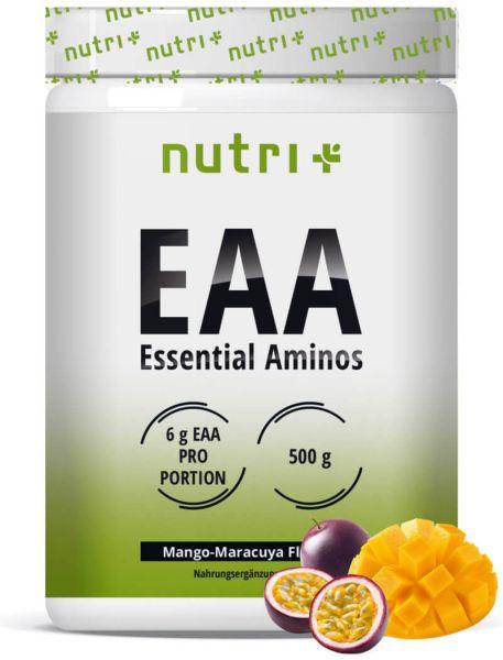 Nutri+ Veganes EAA Instant Pulver