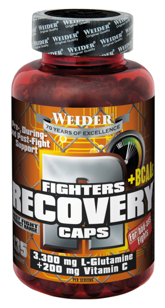 Weider Just Fight Fighters Recovery