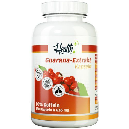 Health+ GUARANA-EXTRAKT