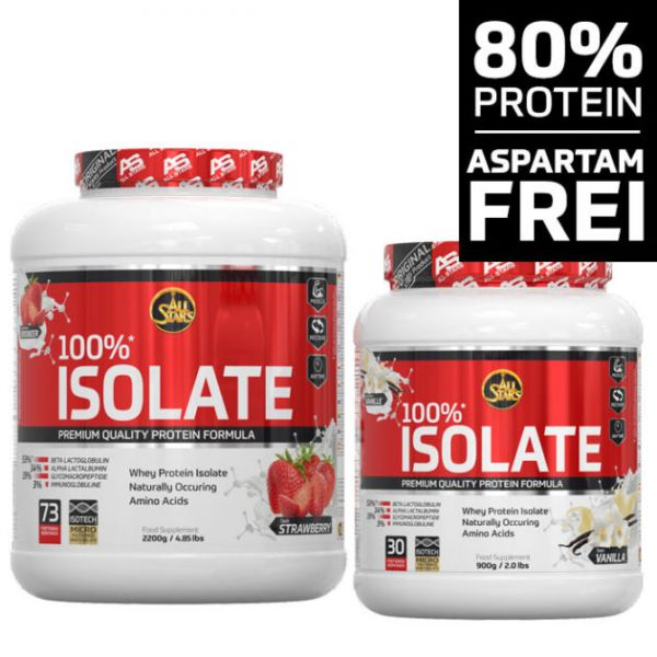 All Stars 100% ISOLATE PROTEIN