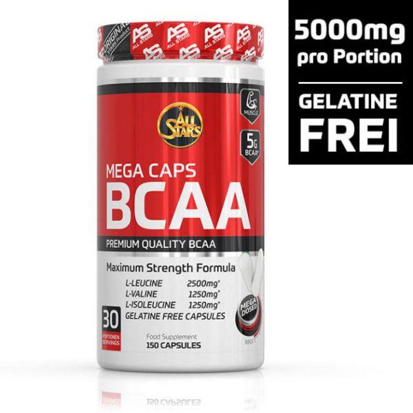 All Stars BCAA MEGA CAPS