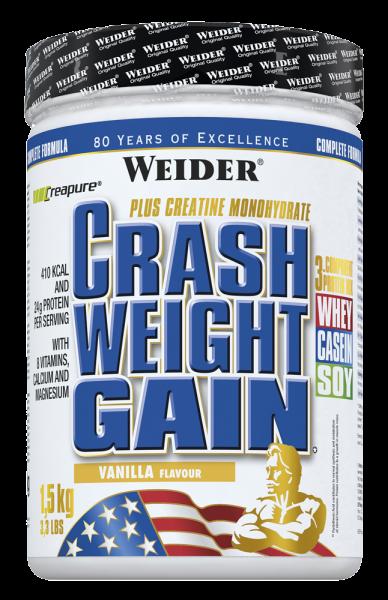 Weider Crash Weight Gain