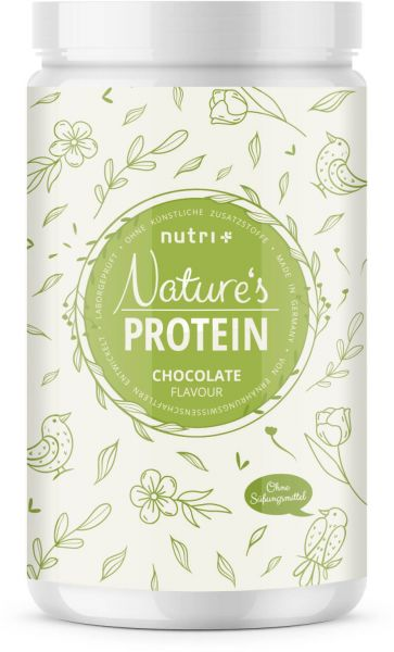 Nutri+ Natures Protein