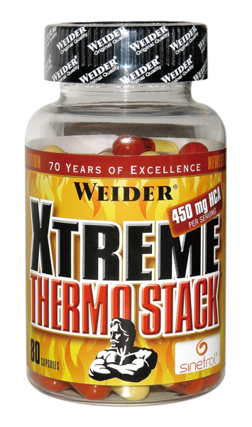 Weider X-Treme Thermo Stack