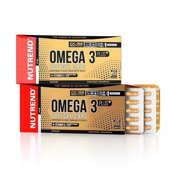 Nutrend Omega-3 Plus