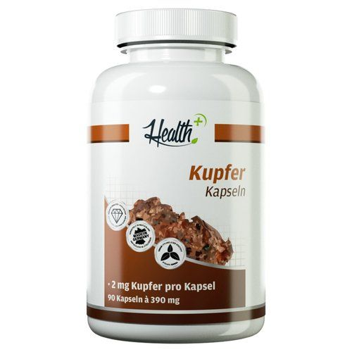Health+ Kupfer