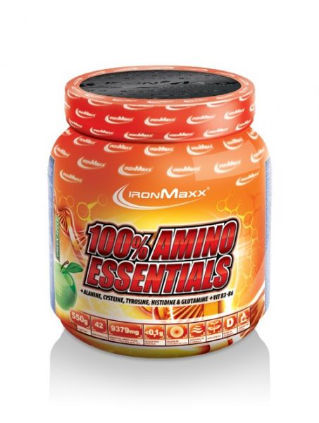 IronMaxx 100% Amino Essentials