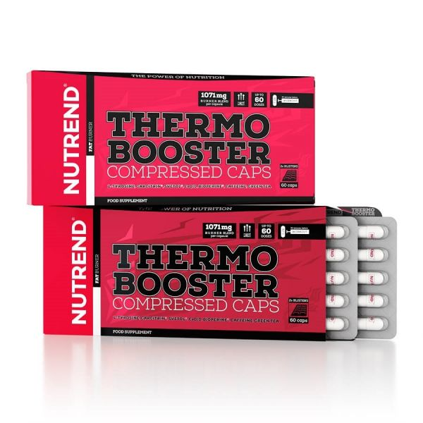 Nutrend THERMOBOOSTER COMPRESSED CAPS