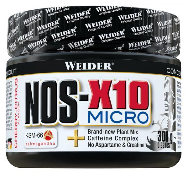 Weider NOS-X10 Micro