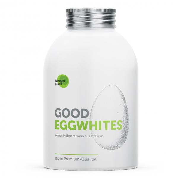 Pumperlgsund Good Eggwhites