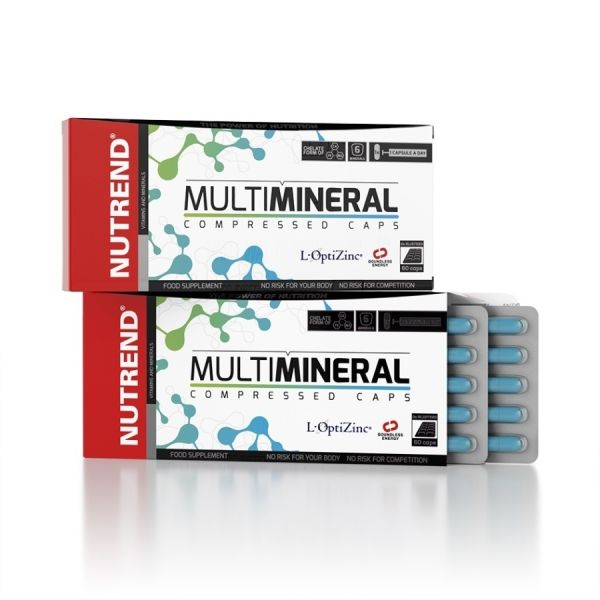 Nutrend Multimineral