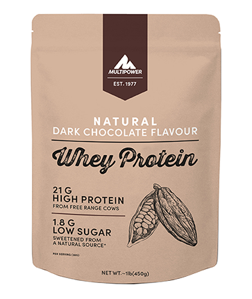 Multipower Whey Protein Natural