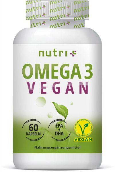 Nutri+ Vegan Omega-3